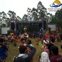 PSP Menghadiri Artjuno Festival di UB Forest