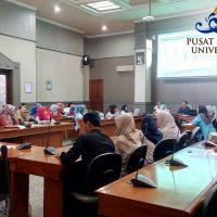 Rapat Sosialisasi Monev PHK 2016